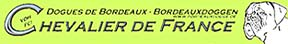 MANY LINKS OF BORDEAUX DOGGE